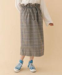 【ITEMS】ドロストタイトスカート