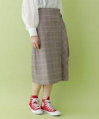 【ITEMS】ベルト付きスカート