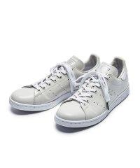 【別注】 <adidas Originals(アディダス)> STAN SMITH GRAY/スタンスミス ・
