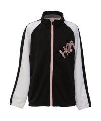 ヘム スポーツ/キッズ/ガールズ ウォームアップスタンドジップジャケット