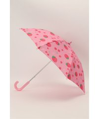 【キッズ】女児総柄傘
