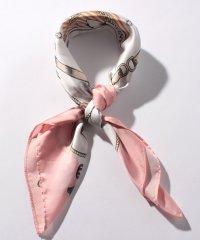 フェミニンマリン柄スカーフ