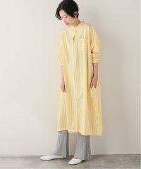 【GALLEGO DESPORTES/ギャレゴデスポート】COLLAR BAND DRESS:ワンピース
