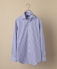SD: イージーアイロン ワイド ロンスト シャツ