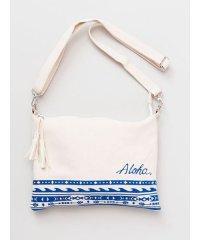 【Kahiko】Aloha サコッシュ&クラッチバッグ2WAY 45HP0105