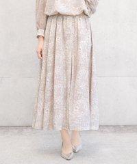 【セットアップ対応商品】DVスケッチフラワー スカート
