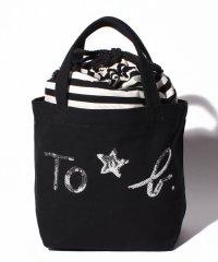 WI03 SAC ロゴミニトートバッグ