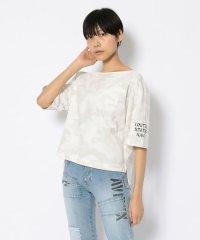 SH/ワンポイントプルオーバー Tシャツ/ONE POINT T-SHIRT