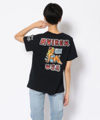 SH/ボクサージュンタロー/ピンナップガールTシャツ/CREW NECK T-SHIRT PIN UP GIRL