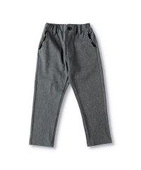 ポケットロゴ使いロングパンツ(80~150cm)