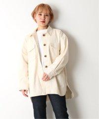 JW C.ヘビーツイルシャツジャケット