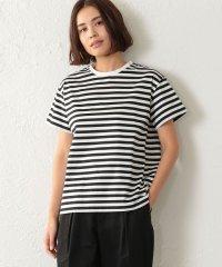 【2nd SKINシリーズ】長く付き合える ボーダーTシャツ