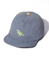 【lagom】恐竜刺繍CAP