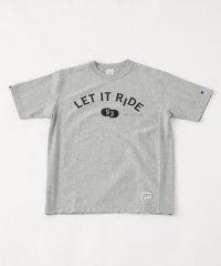 Champion/別注LET IT RIDE T-SHIRT B