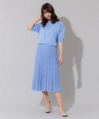 透かし編みスカートセットアップ(0R05-030002)
