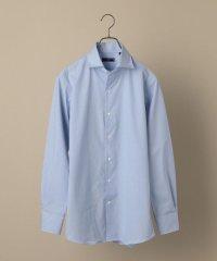 SD: イージーアイロン  ワンピース  ギンガムチェック シャツ