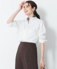 【洗える】Cancliniカラーレス シャツ
