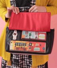 【2WAY】ドールハウスデザインバッグ
