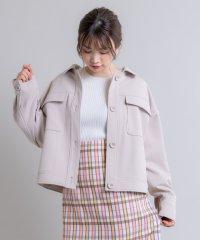 CPO/シャツジャケット(0R16-02046)