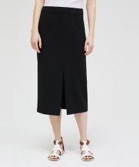 センタースリットタイトスカート