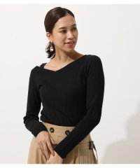 SHOULDER STRAP KNIT TOPS