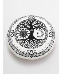 【チャイハネ】生命の樹 パワー座禅クッション IASP01A4
