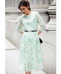 刺繍ドレス ワンピース