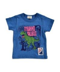 ティラノサウルスプリントTシャツ