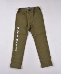 裾柄スキニーツイルパンツ(110cm~130cm)