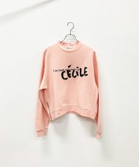 【ETRE CECILE】 NUDE スウェット