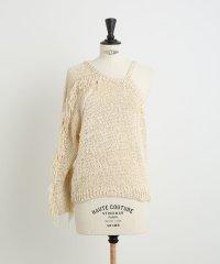【ONE ON ONE】 Amorgos セーター