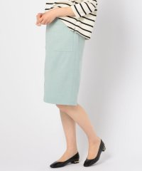 【WEB限定カラーあり】ポケット付Mauタイトスカート
