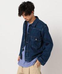 【unfil / アンフィル】cotton-denim jacket #WZSP-UM204
