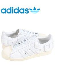 アディダス オリジナルス adidas Originals スーパースター 80s スニーカー SUPERSTAR メンズ B37995 ホワイト