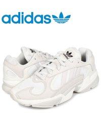 アディダス オリジナルス adidas Originals ヤング 1 スニーカー メンズ YUNG-1 ホワイト 白 EE5319