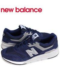 ニューバランス new balance 997 スニーカー メンズ Dワイズ ネイビー CM997HCE