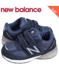ニューバランス new balance 990 スニーカー ベビー キッズ ネイビー IV990NV5