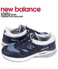 ニューバランス new balance M15009 スニーカー メンズ Dワイズ MADE IN UK ネイビー M15009LP