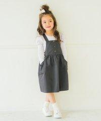 ツイルジャンパースカート(90~150cm)