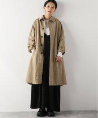 【HTS】BALMACAAN COAT(LENGTH110cm):ステンカラーコート