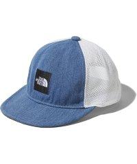 ノースフェイス/キッズ/KIDS SQUARE LOGO MESH CAP