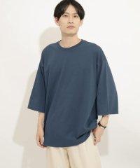 エクストラルーズTシャツ(5分袖)