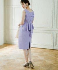 【ROSSO】バックデザインドレス