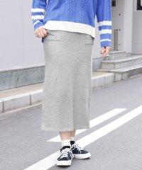 【ITEMS】ウラゲマキシタイトスカート