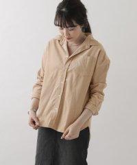【ITEMS】ライトコールシャツ