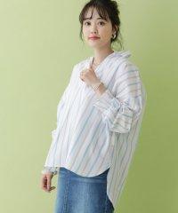 【ITEMS】ストライプスキッパーPOシャツ
