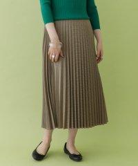 【ITEMS】プリーツストレッチスカート