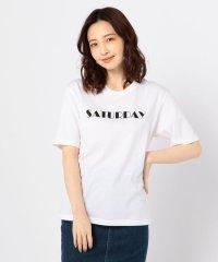 ペルーコットンロゴTシャツ