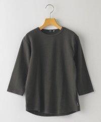 SHIPS KIDS:スパンフライス 7分袖 カットソー(145~160cm)