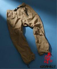 《予約》【GRAMICCI / グラミチ】 417別注 Gramicci Light Nylon TRACK パンツ